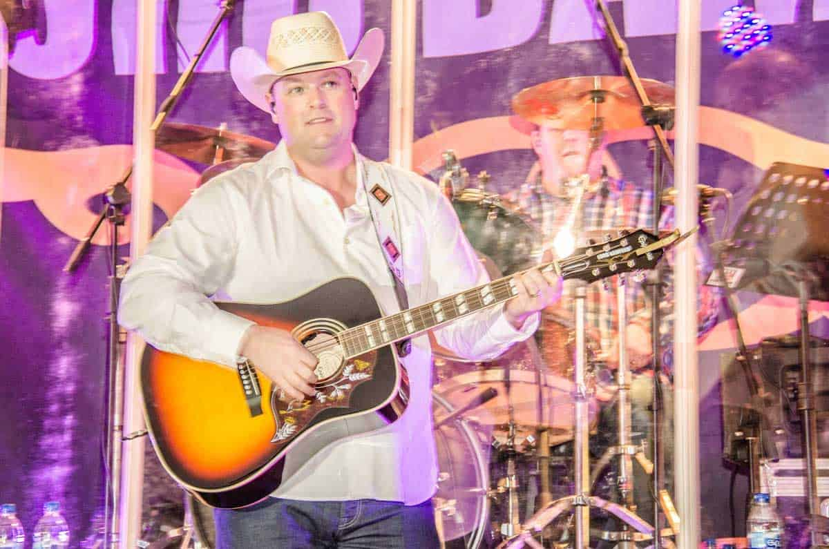 Gord Bamford With Arctic Spas In Cabo